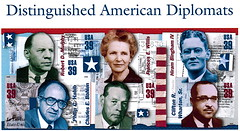 Distinguished American Diplomats