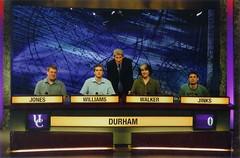 Team Durham - University Challenge 2006/7