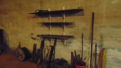 Blade steel storage
