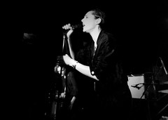"Savages - 2015 NYC Residency, Mercury Lounge, New York City, NY 1-21-15 • <a style=""font-size:0.8em;"" href=""http://www.flickr.com/photos/79463948@N07/23566157225/"" target=""_blank"">View on Flickr</a>"