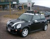 MINI Roof Racks - North American Motoring