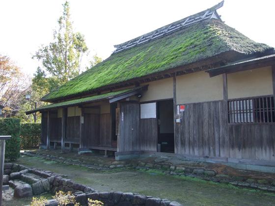 武家屋敷(岩間家住宅)~村上市庄内町