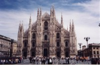 italy famous buildings