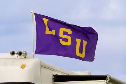 LSU Flag