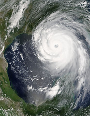 Hurricane Katrina - August 28, 2005