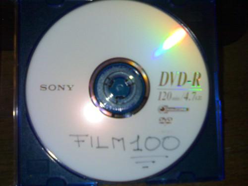 100 dvd