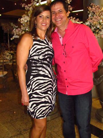 Rosária Godoy e Rider Soares