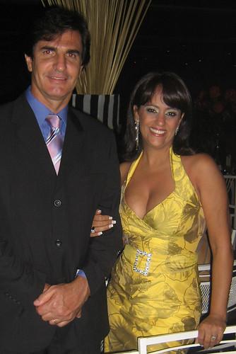 Cláudia e Bruno Lúcio