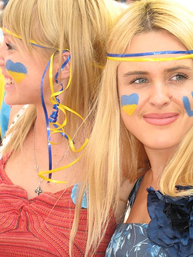 American Ukraine - we want and will be live in USA: Yes. Ukrainian girls - wery good girls