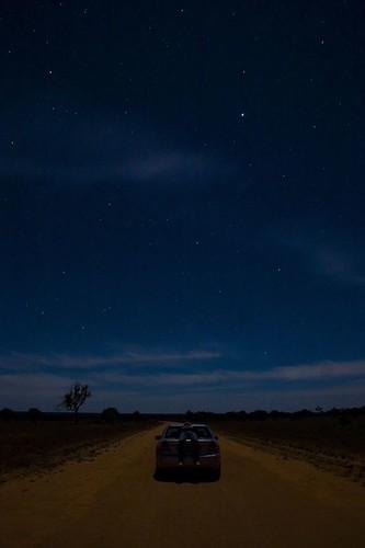 Australia's sky