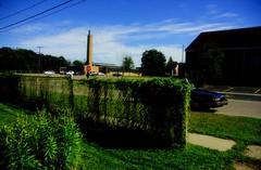 The Fence which is Strutting Around, Flint MI