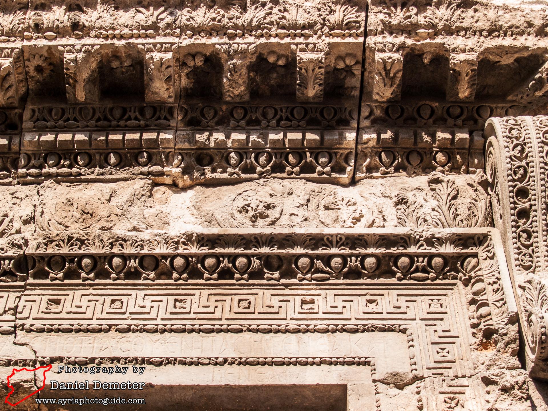 Damascus – Roman Ruins دمشق – الآثار الرومانية | Syria Photo