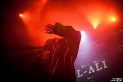 20170113 - L-Ali @ Musicbox Lisboa