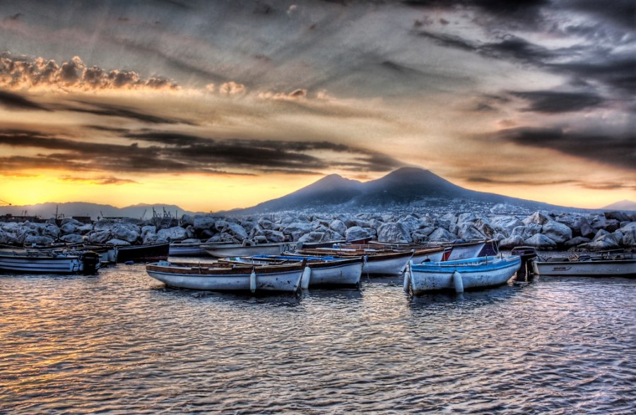 The Boats of Vesuvius