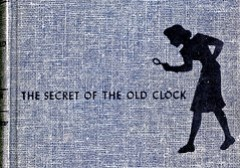 cover:  Nancy Drew--The Secret of the Old Cloc...
