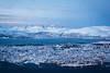 Tromsø town and peaks (2)