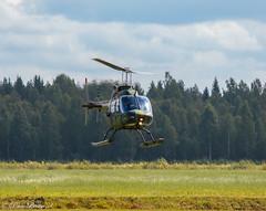 HKP 6B (Agusta Bell 206B Jet Ranger II)
