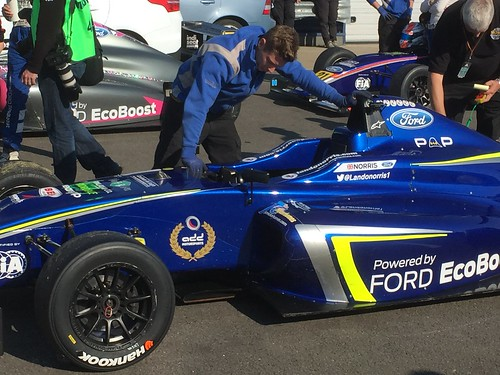 MSA Formula at Rockingham 2015