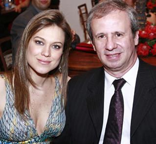 Cristina e Sérgio Leite