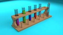 """Das Reagenzglas. Die Reagenzgläser. • <a style=""""font-size:0.8em;"""" href=""""http://www.flickr.com/photos/42554185@N00/22623165367/"""" target=""""_blank"""">View on Flickr</a>"""