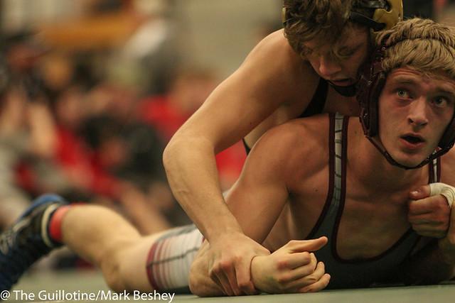 145 - Nate Larson (Apple Valley) over Zach Fritz (Anoka) Dec 4-1
