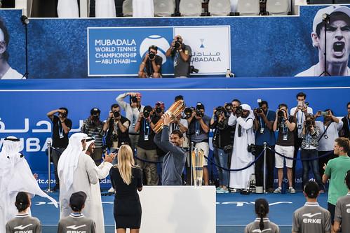 "Rafael Nadal wins the Mubadala World Tennis Champtionship in Abu Dhabi • <a style=""font-size:0.8em;"" href=""http://www.flickr.com/photos/125636673@N08/31885536341/"" target=""_blank"">View on Flickr</a>"