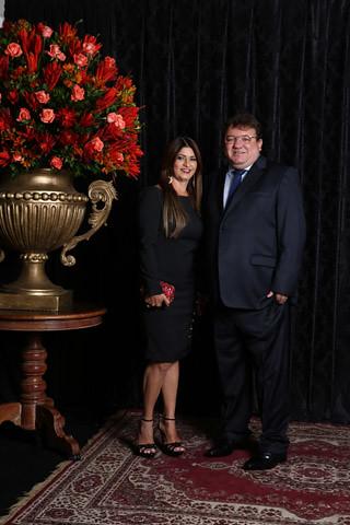 Carmem e o Deputado Estadual Celinho do Sintrocel