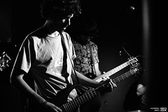20150925 - Strobelight Newborns @ Sabotage Rock Club