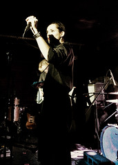 "Savages - 2015 NYC Residency, Mercury Lounge, New York City, NY 1-21-15 • <a style=""font-size:0.8em;"" href=""http://www.flickr.com/photos/79463948@N07/23198250379/"" target=""_blank"">View on Flickr</a>"