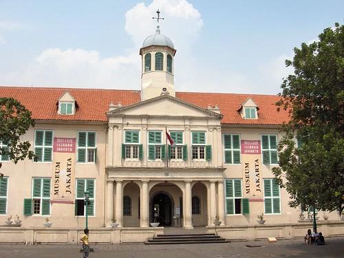 Old City Hall - Jakarta