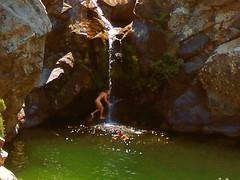 Ikaria 274 (isl_gr (Mnesterophonia)) Tags: waterfall hiking beautyconcealed ikaria icaria  aegean may trails replacement fairies hikingikaria  chalares     angelolivada angelspool