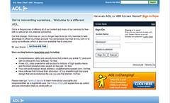 AOL Unbound
