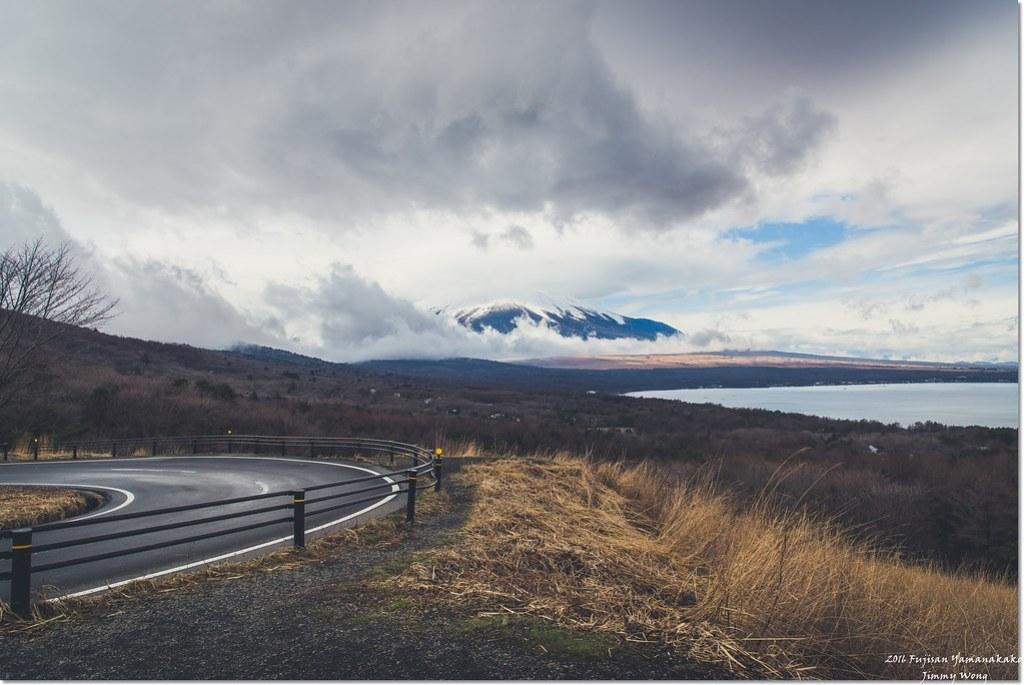 [日本富士山環山之旅]-山梨-山中湖-眺望富士山&山中湖之Panorama觀景台(パノラマ台)