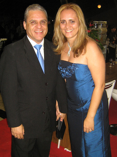 Renata e Carlos Souto