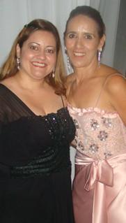 Sandra Pereira e Fátima