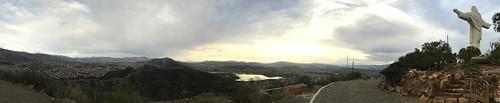 Cochabamba est nichée dans une vallée !