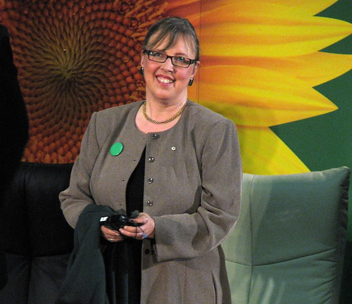 Elizabeth May, Green Party leadership candidate