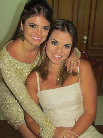 Ana Lúcia e Maria Paula