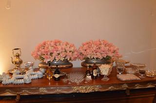 Mesa de cafés