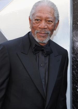 Voz de Morgan Freeman é eleita a mais sexy para britânicos