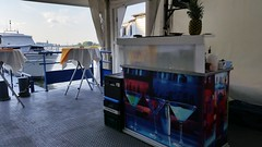 """#HummerCatering #vorhernachher #mobile #Cocktailbar #Barkeeper #Cocktail #Catering #Service #Köln #Firmenfeier #Partyservice #Party #Sommerfest #sommer http://goo.gl/oMOiIC • <a style=""""font-size:0.8em;"""" href=""""http://www.flickr.com/photos/69233503@N08/20142901743/"""" target=""""_blank"""">View on Flickr</a>"""
