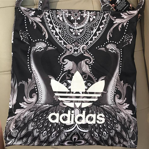 Bag Adidas Farm Estampa Pavão