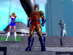 City Of Heroes: Delta Arietis