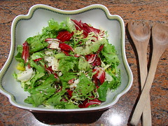 Flickr Photo Recipe: Faruk's healthy salad (17/18)