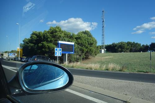 Puis c'est l'autoroute !
