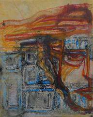 Senza titolo, Monotipo, 2013