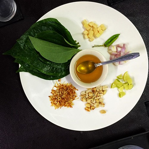 #Thai #appetizer I  #Kochkurs #cooking class #asiasceniccookingschool @ #ChangMai #Thailand  #thailoup #traveloup