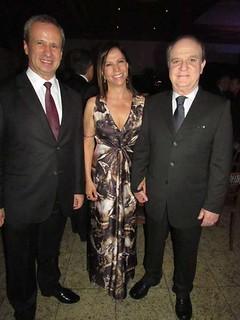 Sérgio Leite, Shirlene e Wilson Brumer
