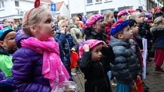 Sinterklaas in de Molenstraat