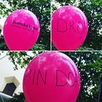 """Drop-in dop i kyrkan där jag bor. Möttes av massor av ballonger på väg till tunnelbanan. #komsomduär #svenskakyrkan #ängbykyrkan #kyrka #dop #bromma #islandstorget #blackeberg #ballonger <a style=""""margin-left:10px; font-size:0.8em;"""" href=""""http://www.flickr.com/photos/131645797@N05/21722587355/"""" target=""""_blank"""">@flickr</a>"""